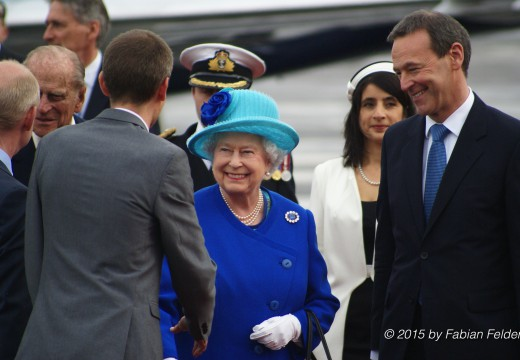 Special: Die Queen in Berlin