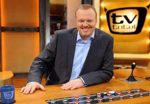 """Stefan Raab hängt seine """"Fernsehschuhe"""" an den Nagel"""
